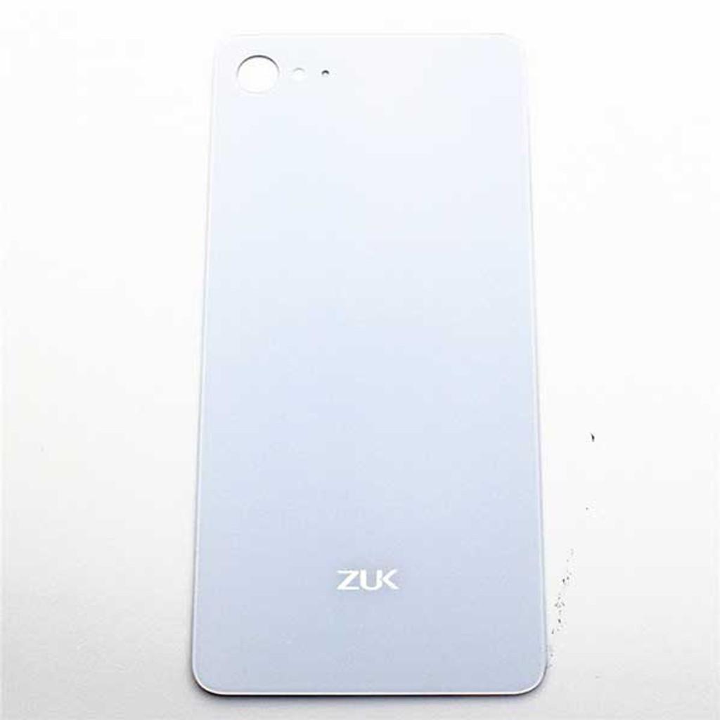 official photos 1bf6c 9157b Back Glass Cover for Lenovo Zuk Z2 -White
