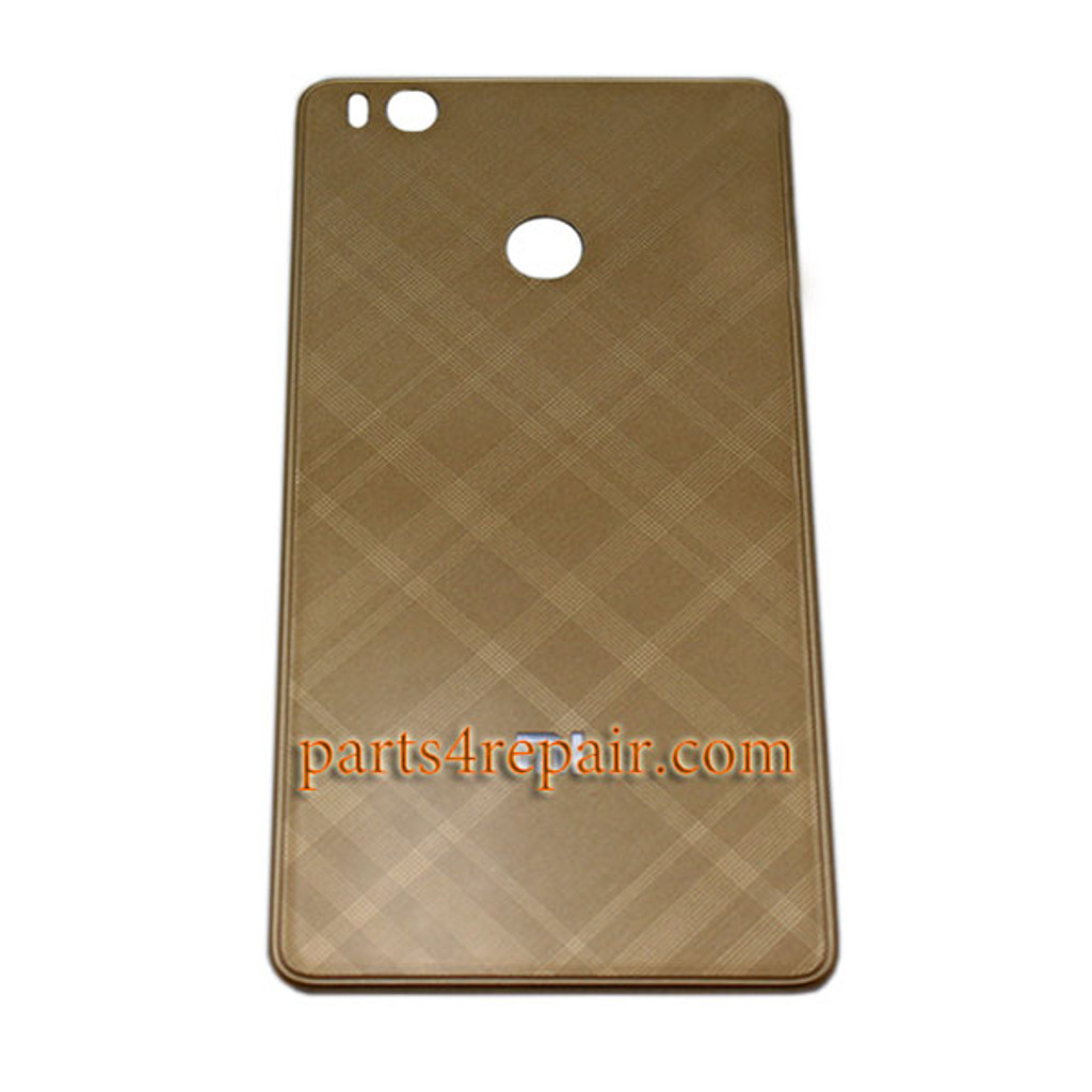 huge discount 21b44 01ec9 Back Cover Plastic with Buckle for Xiaomi Mi 4s -Gold
