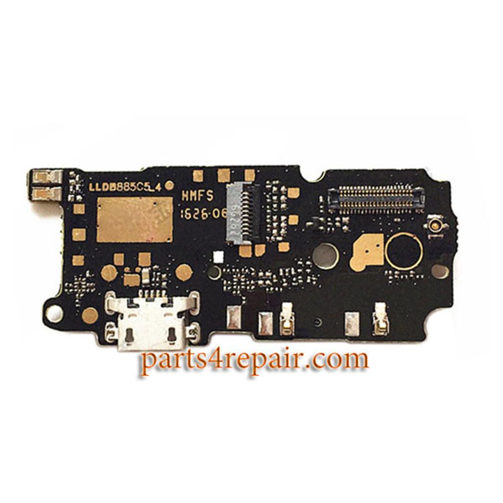 Dock Charging PCB Board for Xiaomi Redmi Note 4