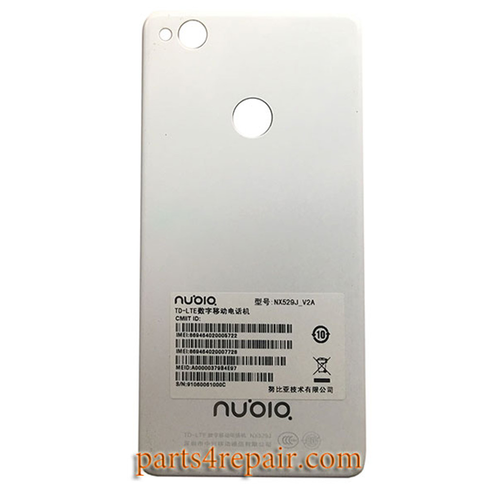 Back Cover for ZTE Nubia Z11 mini NX529J