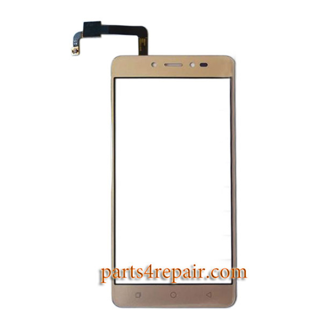 Touch Screen Digitizer OEM for Coolpad Note 5 -Gold