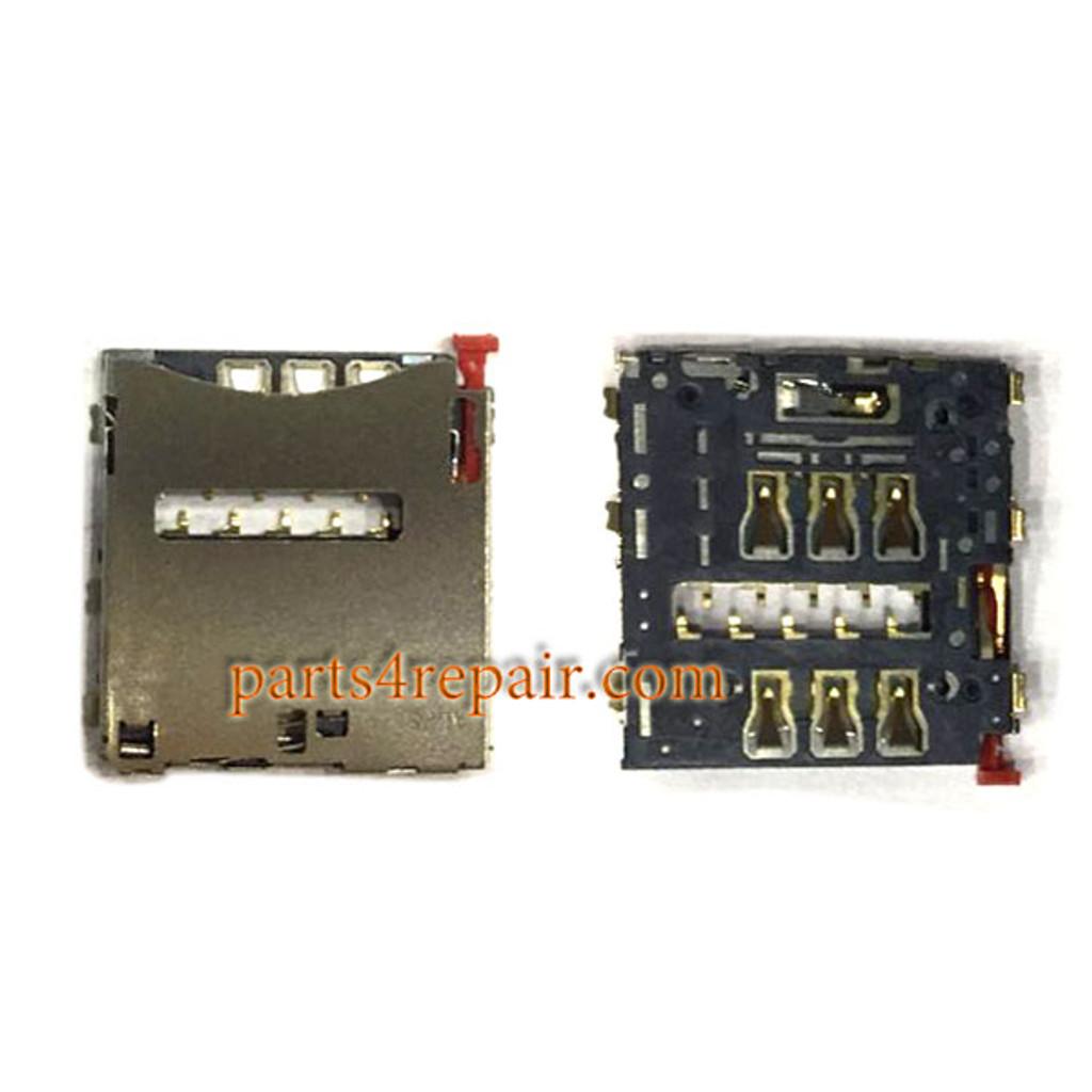 size 40 814dc e45f7 SIM Card Reader for Sony Xperia Z2 Z1 Compact Z1s