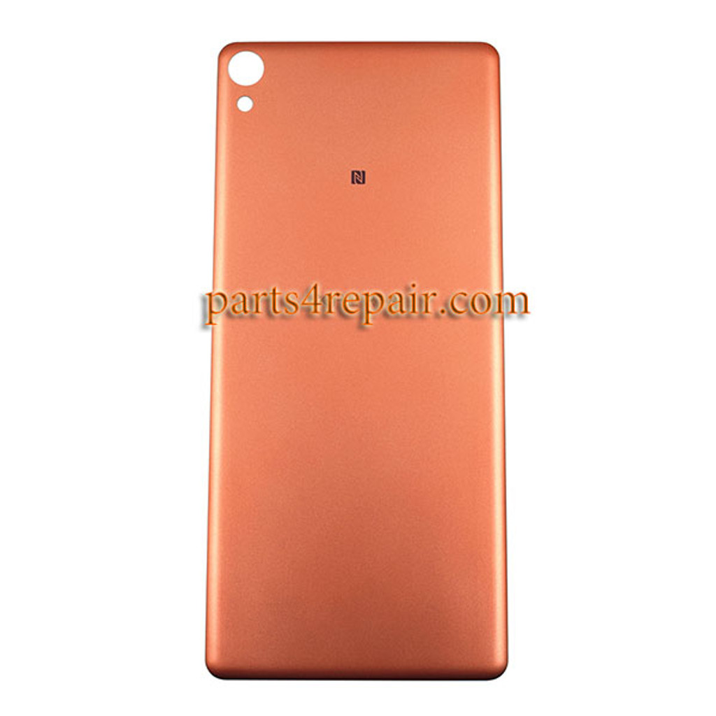 the best attitude 6bc38 fe963 Back Cover for Sony Xperia XA F3116 -Rose Gold