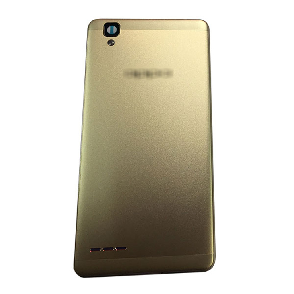 quality design db22c 2ca6c Back Housing Cover without Side Keys for Oppo F1 A35 -Gold