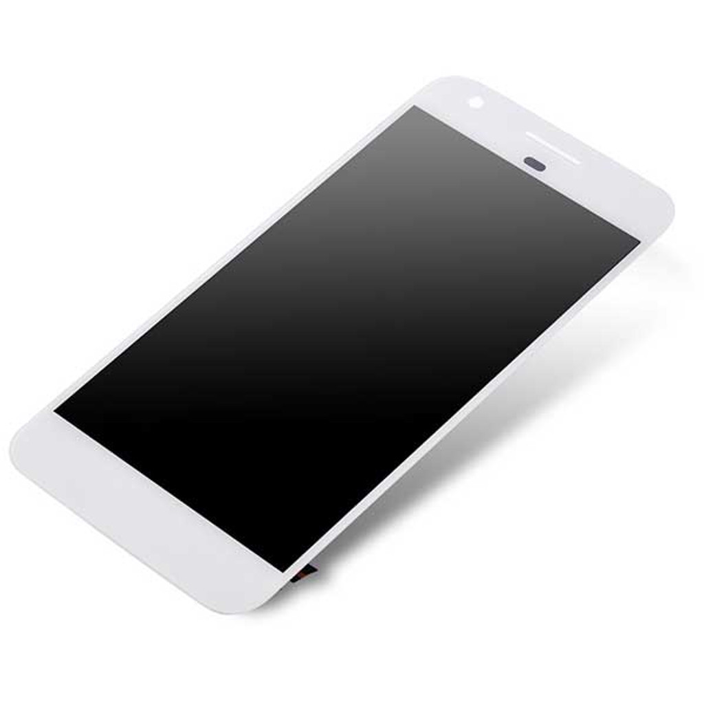 Complete Screen Assembly for HTC Google Pixel from www.parts4repair.com