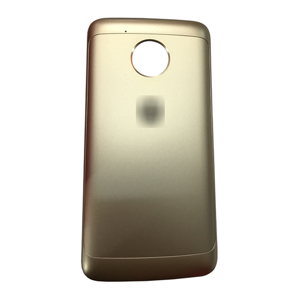 Back Cover with Side Keys for Motorola Moto E4 Plus from www.parts4repair.com