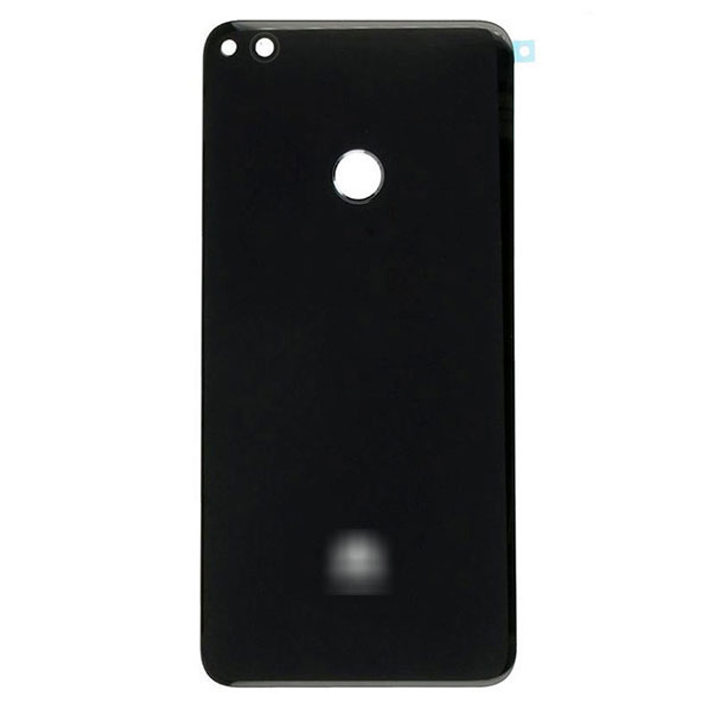 pretty nice 26756 ce5c5 Back Glass Cover for Huawei P8 Lite (2017) -Black