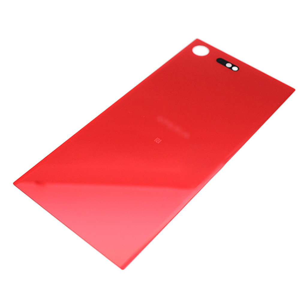 Back Glass Cover with adhesive for Sony Xperia XZ Premium