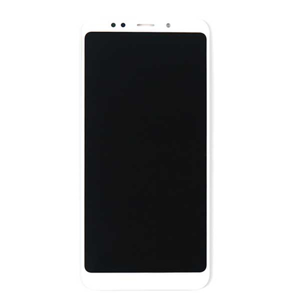 Complete Screen Assembly for Xiaomi Redmi Note 5 Global (Redmi 5 Plus)  -White