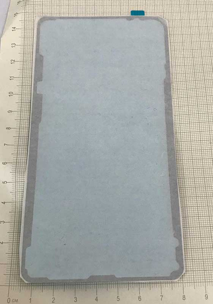 Back Housing Adhesive Sticker for Huawei Mate 10