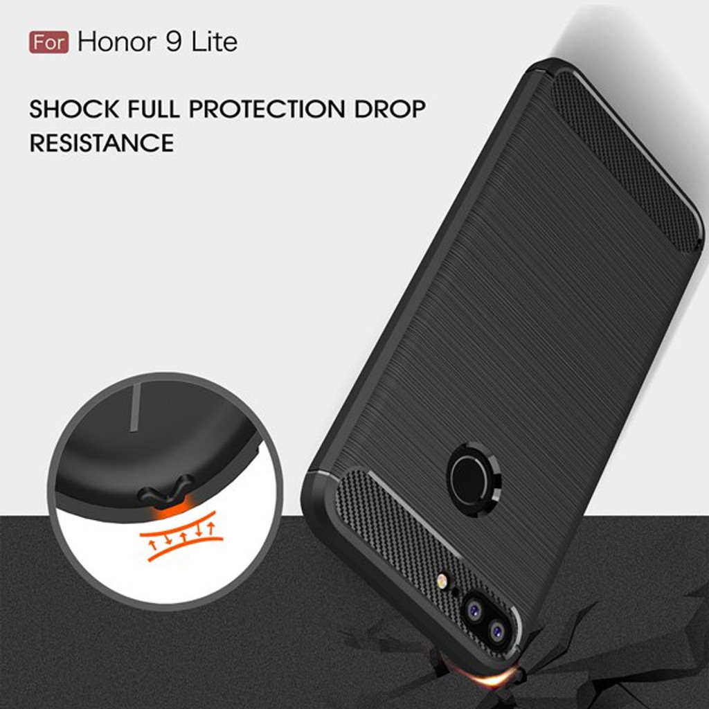 The full cover case to protector Huawei Honor 9 Lite
