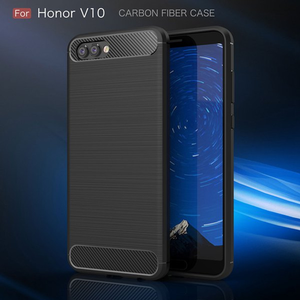 Carbon Fiber Case for Huawei Honor View 10