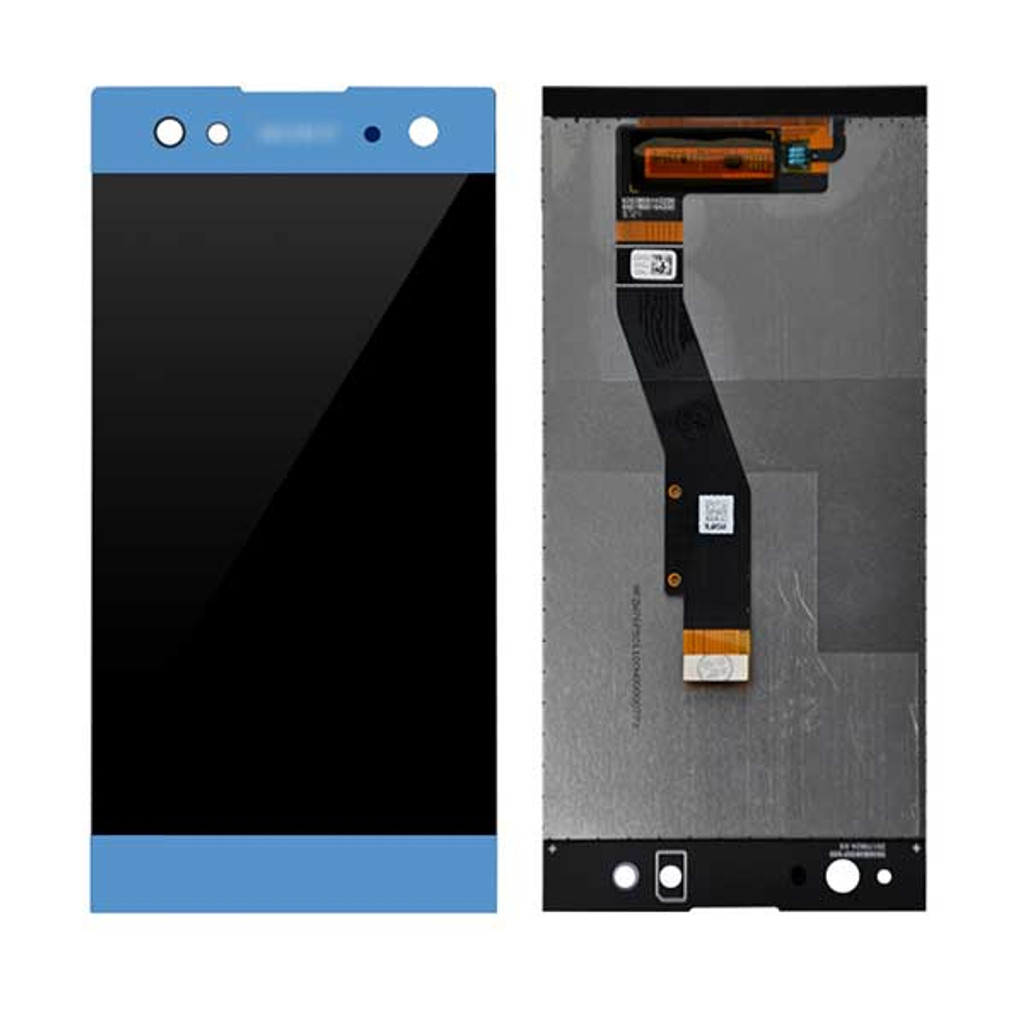 LCD Touch Screen Digitizer Assembly for Sony Xperia XA2 Ultra from www.parts4repair.com