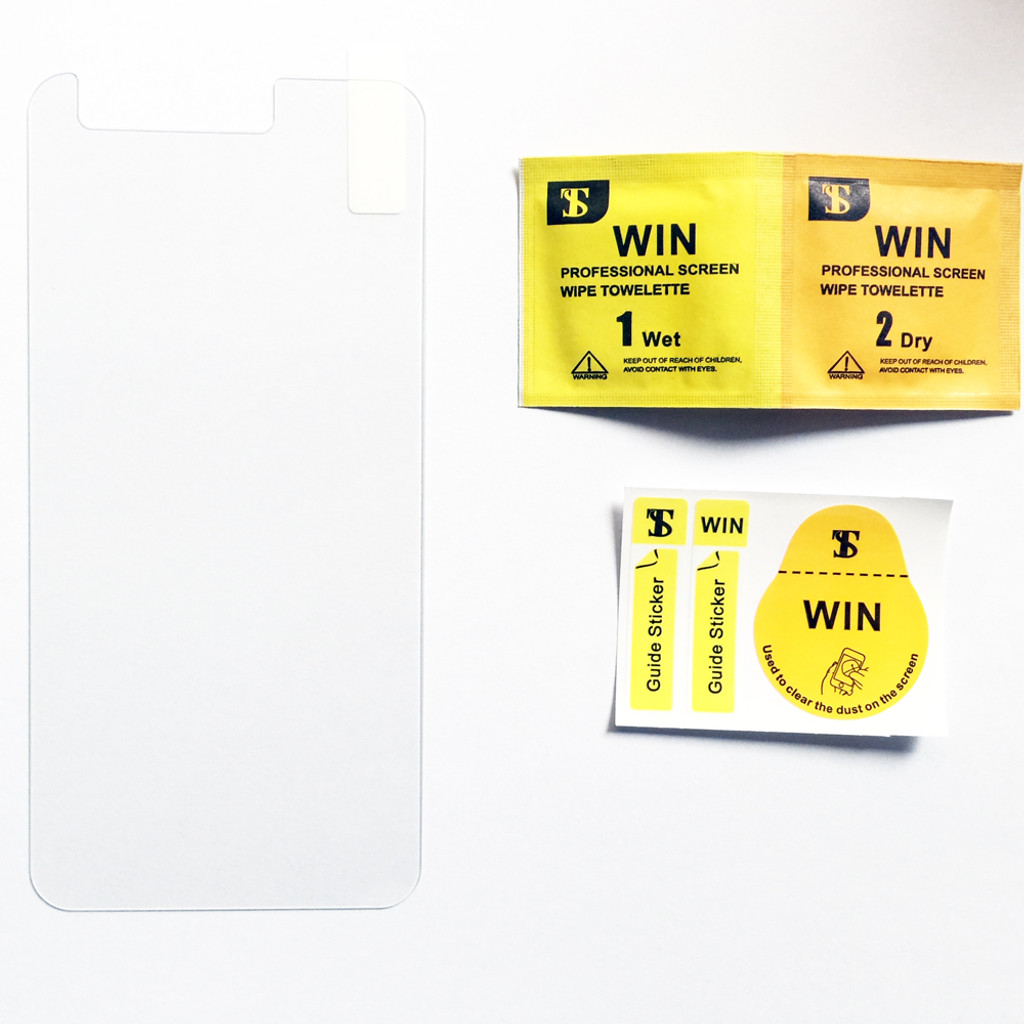Premium Tempered Glass Screen Protector for HTC Desire 10 Pro from www.parts4repair.com