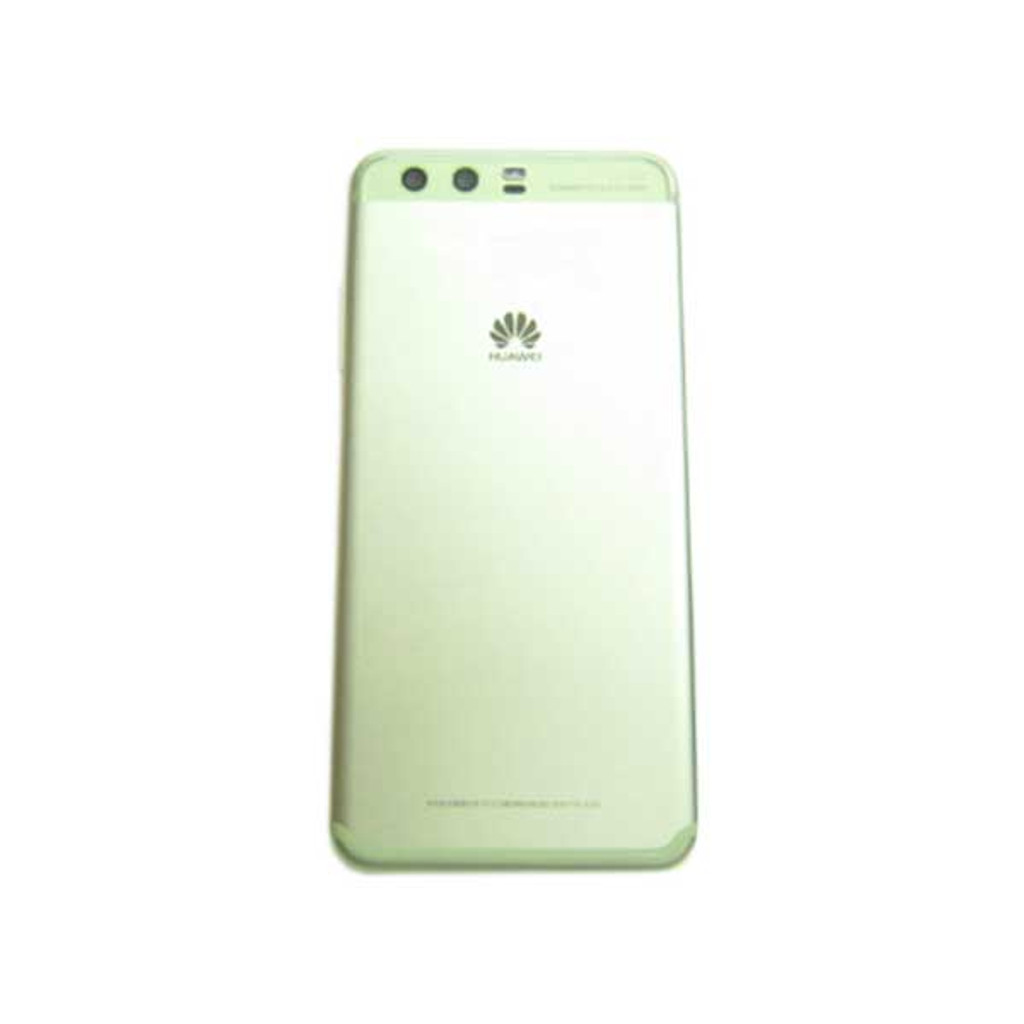 Huawei P10 Back Door with Side Keys Green from www.parts4repair.com