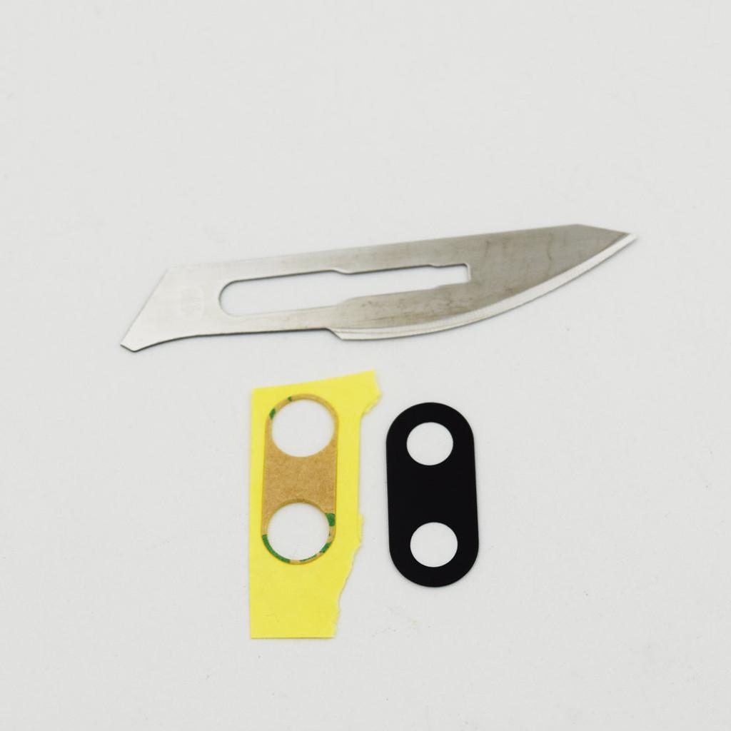 Xiaomi Redmi 6 Camera Glass Lens with Adhesive