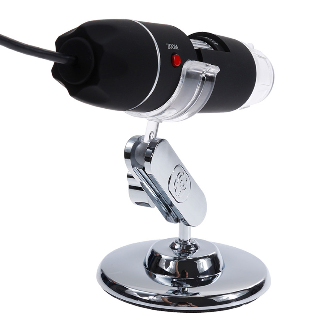 500X LED Digital Microscope with USB Output