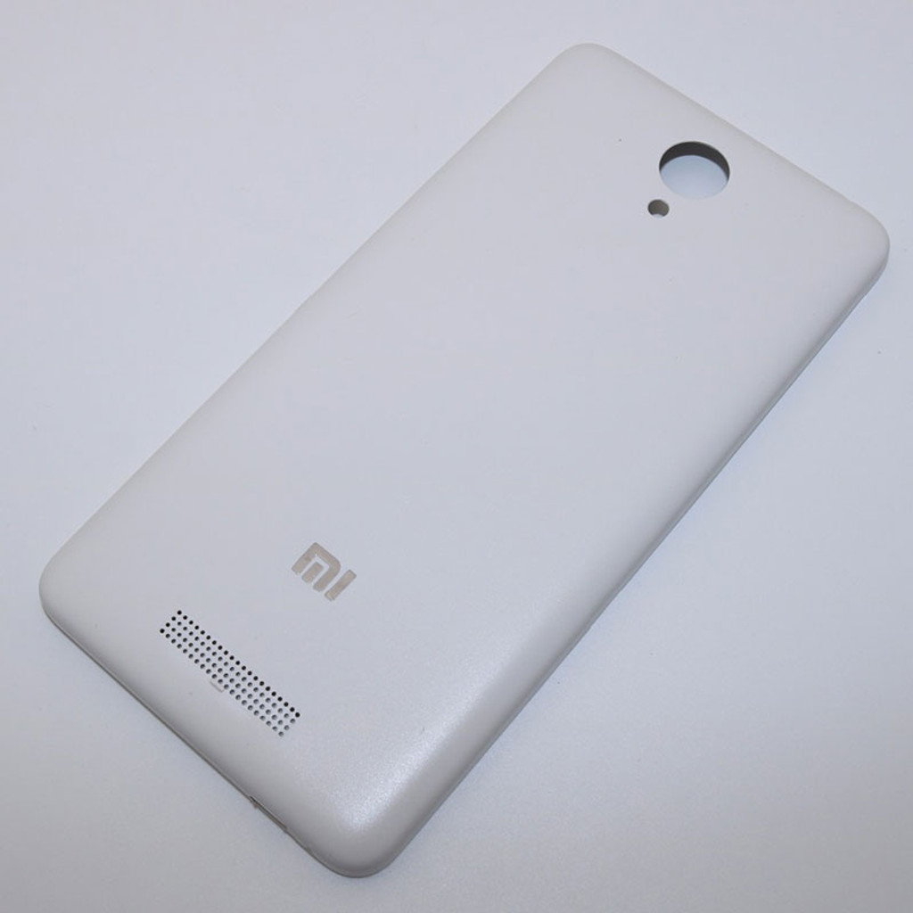 Xiaomi Redmi Note 2 Back Housing Cover White from www.parts4repair.com