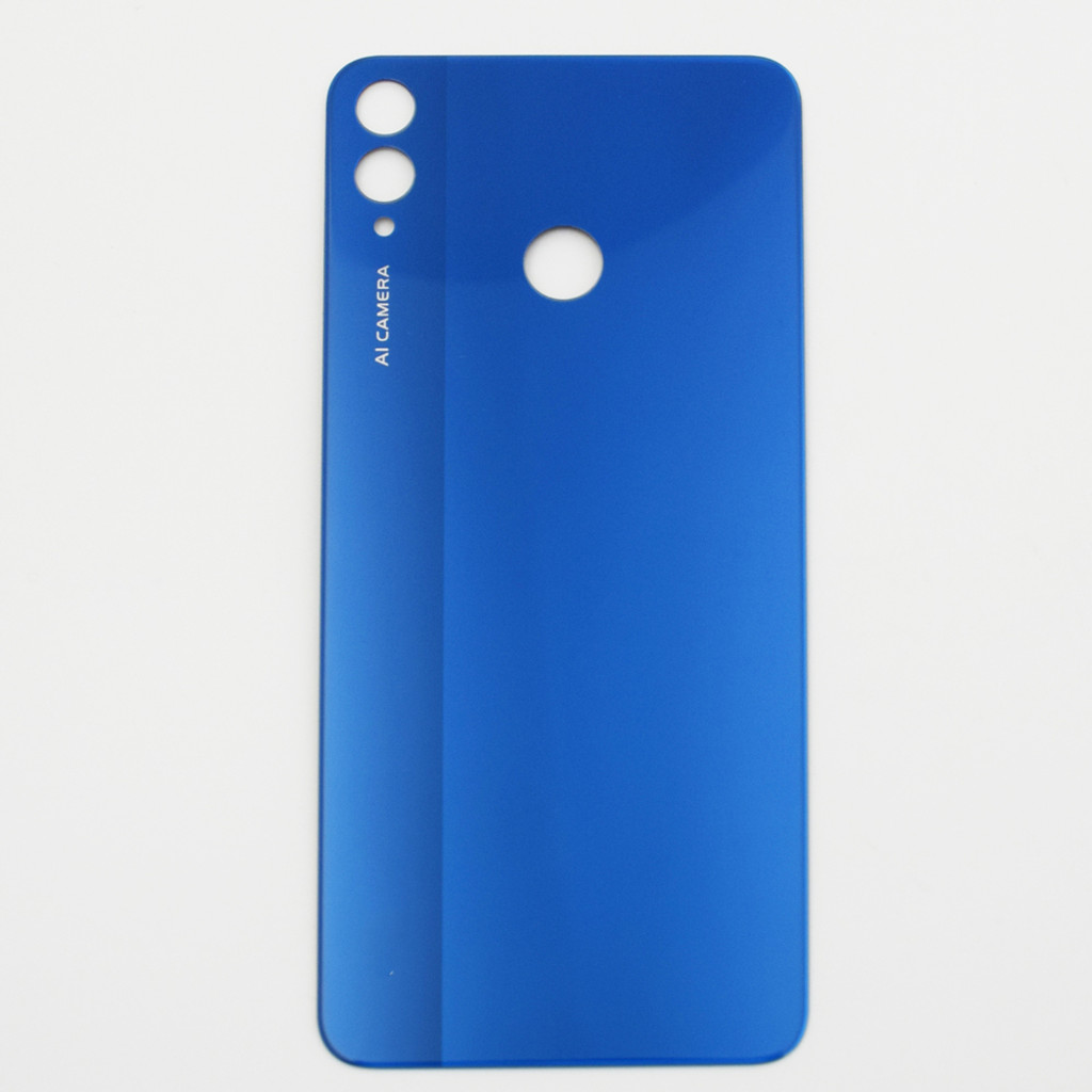 Huawei Honor 8X Back Glass Cover -Blue