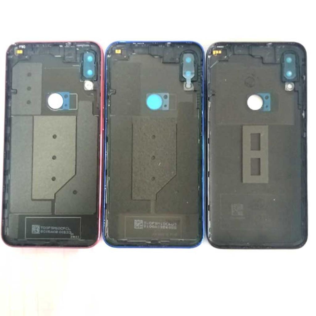 Xiaomi Mi Play Back housing Cover with Camera Lens Blue | Parts4Repair.com