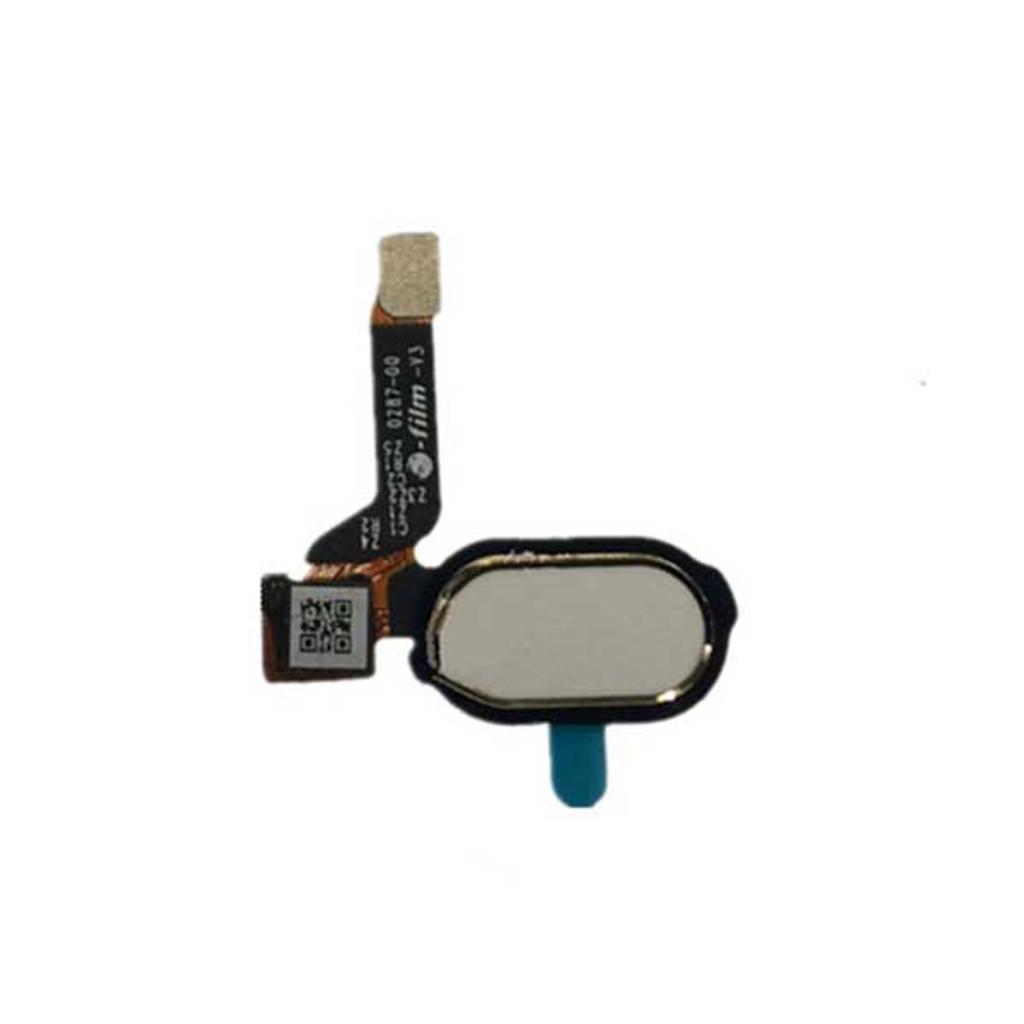 Oneplus 3 3T A3000 Fingerprint Sensor Flex Cable White   Parts4Repair.com