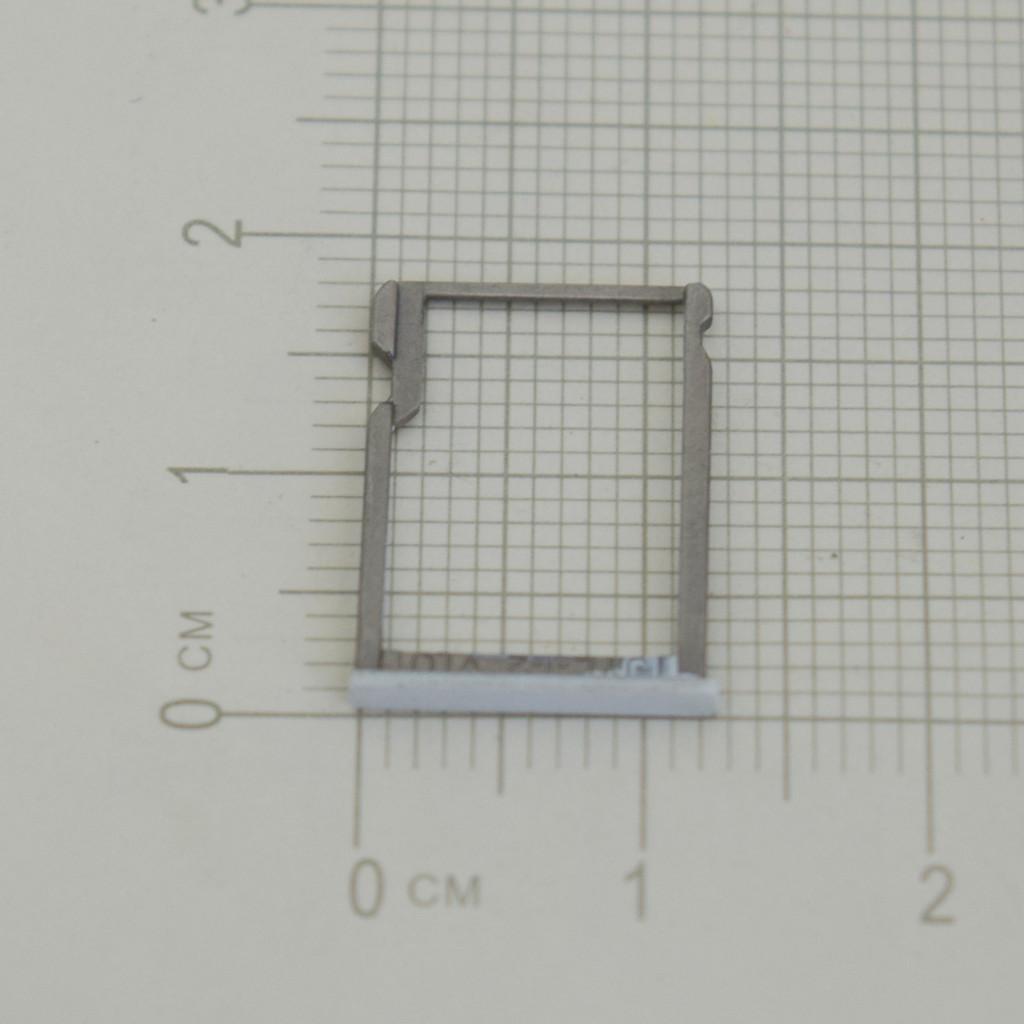 BQ Aquaris M5.5 SD Card Tray White | Parts4Repair.com
