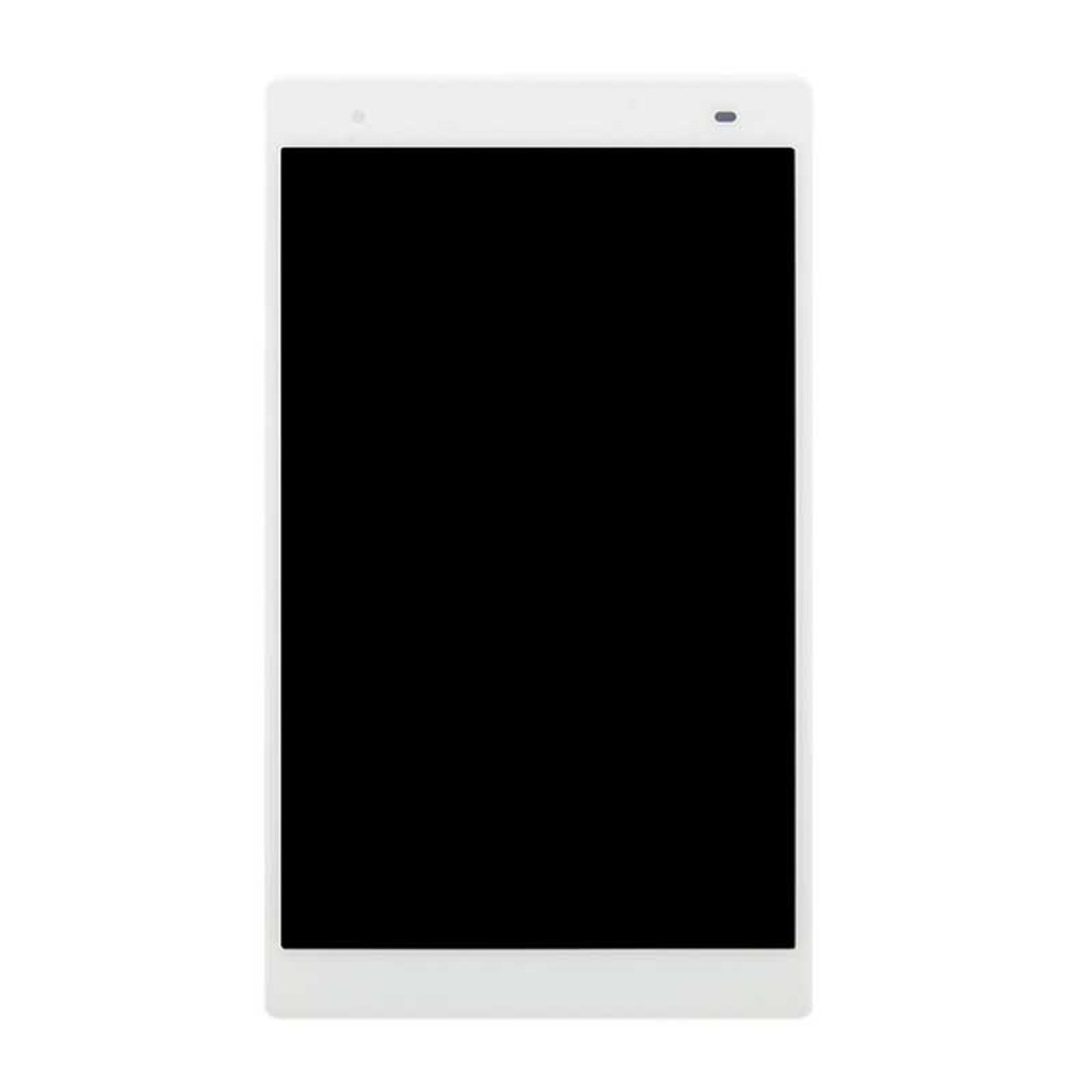 lenovo Tab 4 8 Plus TB-8704 LCD Screen Digitizer Assembly White | Parts4Repair.com