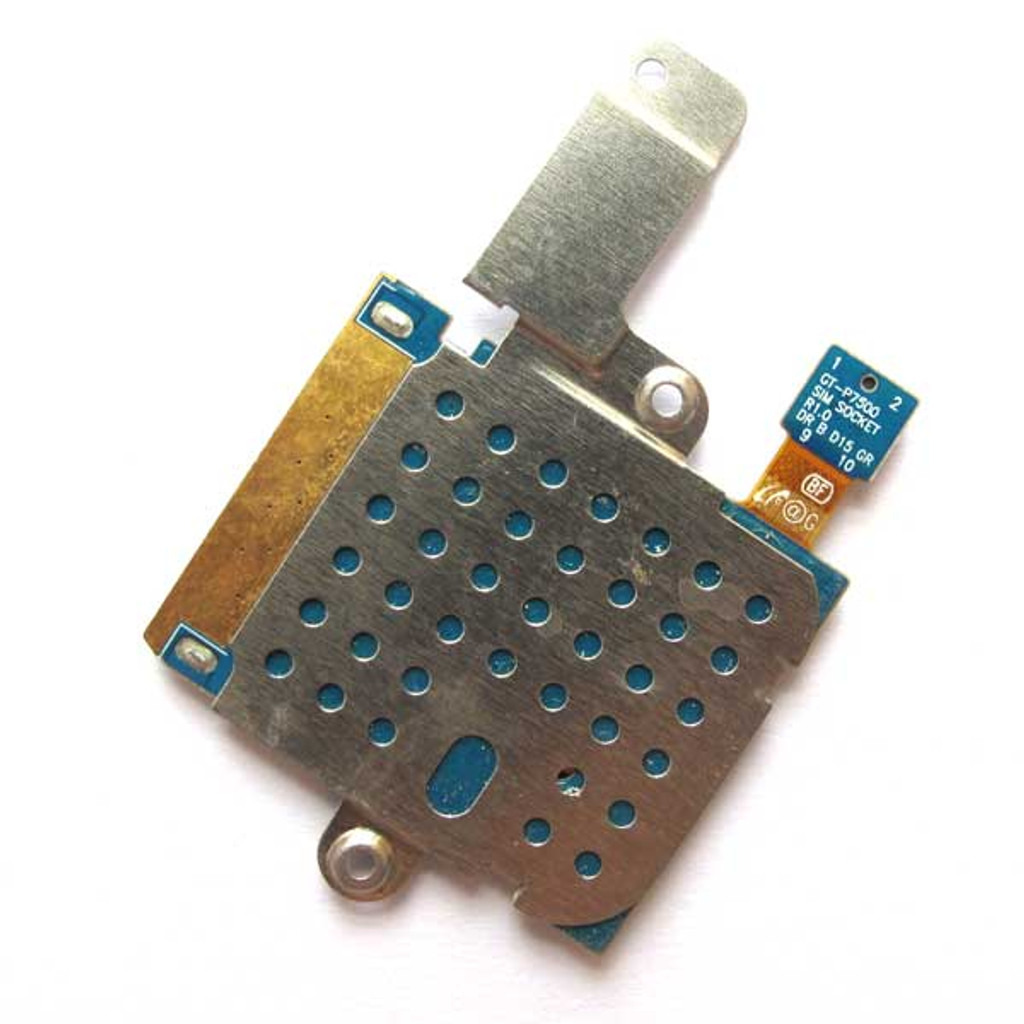 Samsung P7500 Galaxy Tab 10 1 3G SIM Holder Flex Cable