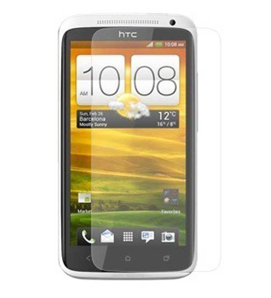 6X Clear Screen Protector Shield Film for HTC ONE X / LTE / XL from www.parts4repair.com