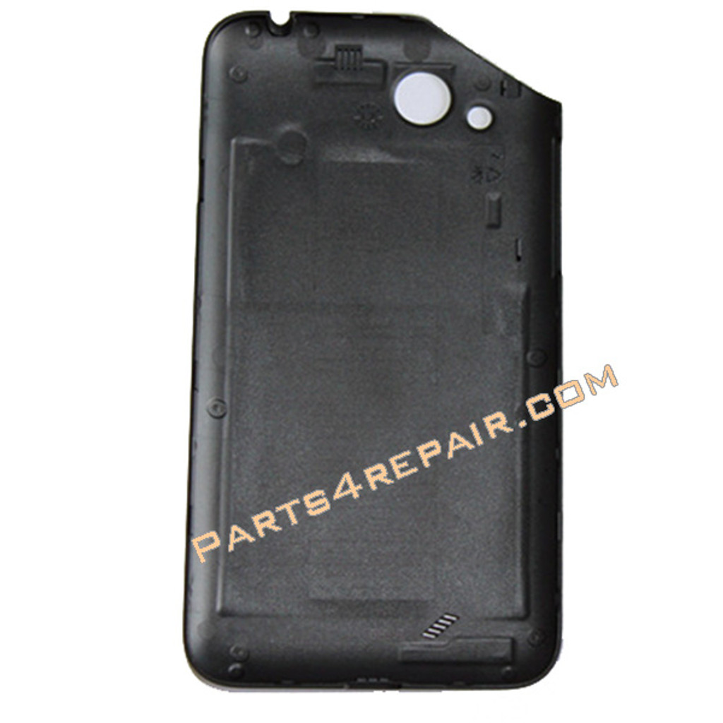 HTC Desire VC Back Cover -Black from www.parts4repair.com