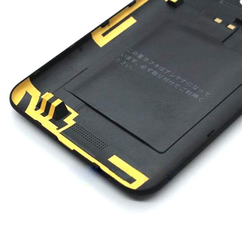 Back Cover for HTC J Z321E -Black