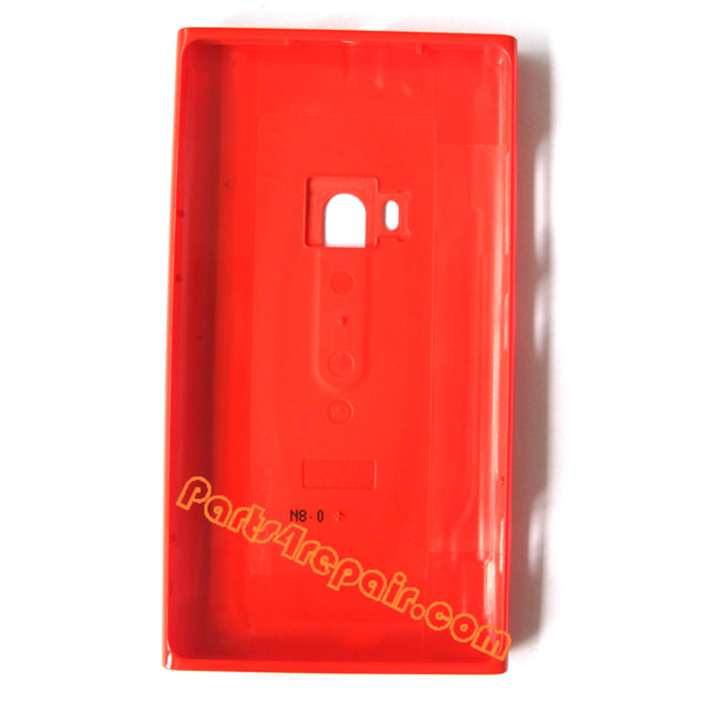 Back Cover for Nokia Lumia 920 -Red