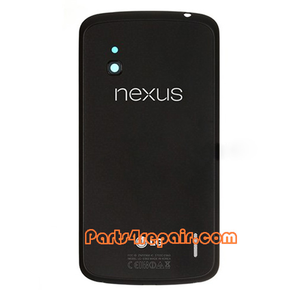 We can offer Back Cover for LG Nexus 4 E960