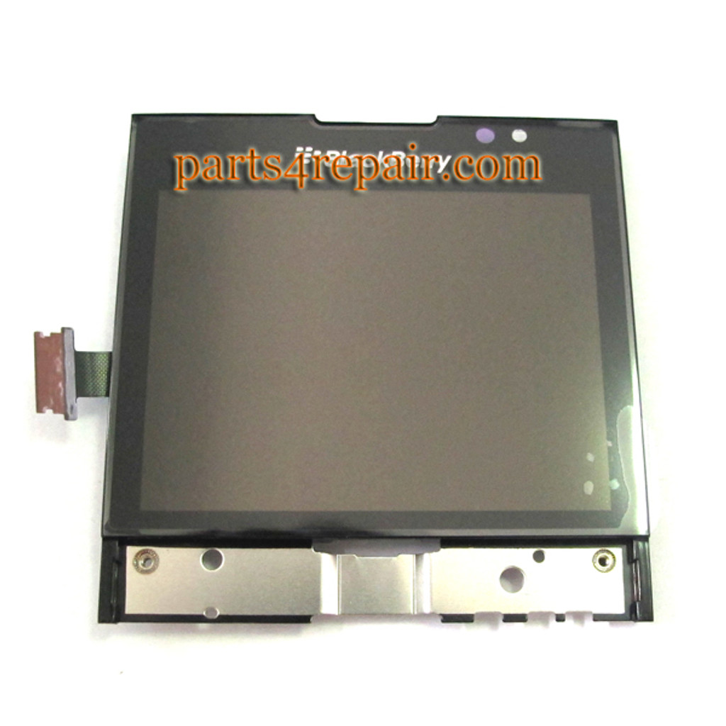 Complete Screen Assembly for BlackBerry P'9981 (001 Version)