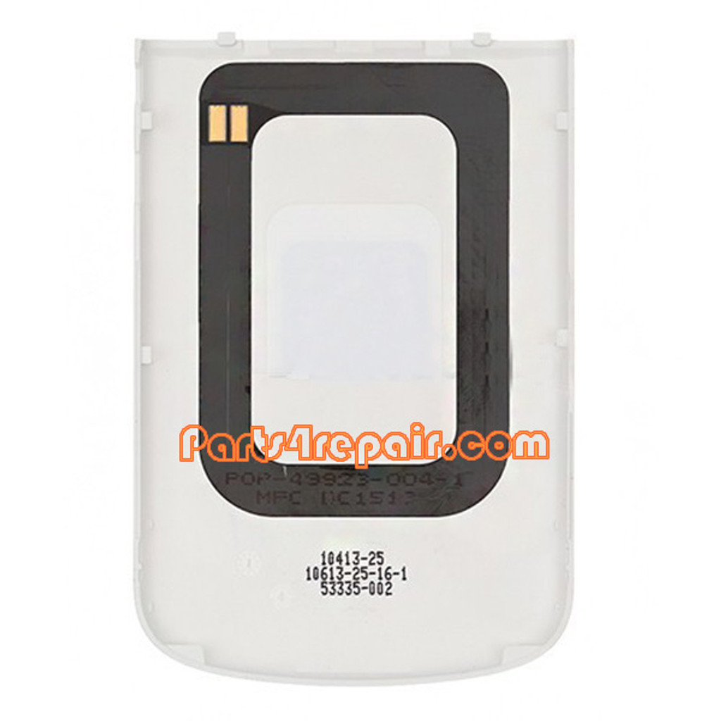 We can offer Back Cover with NFC for BlackBerry Q10 -White