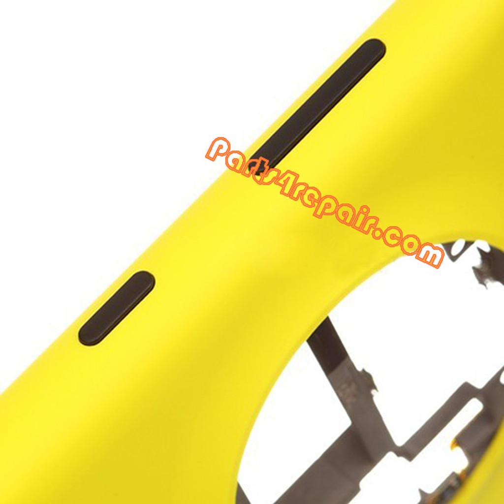 Back Housing Cover for Nokia Lumia 1020 -Yellow