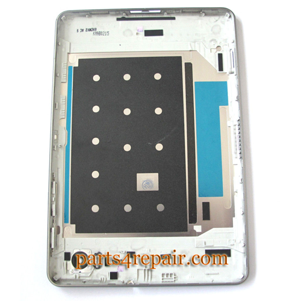 Back Housing Cover for Samsung P6800 Galaxy Tab 7.7 (WIFI Version)