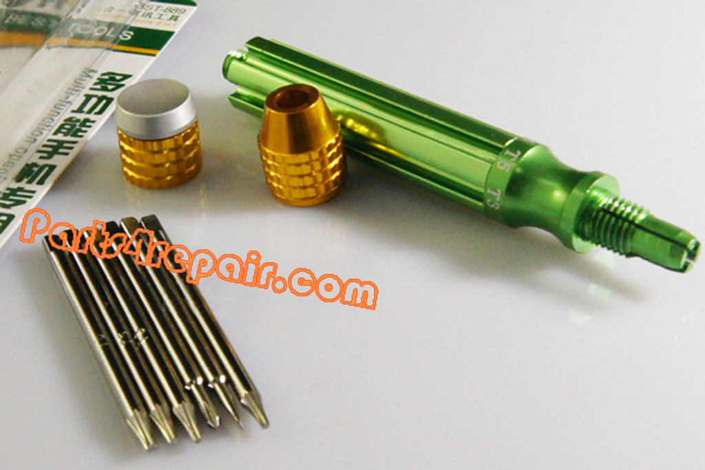 6 in 1 BEST 889A Multifunctional Professional Opening Electronic Tool Precise Screw