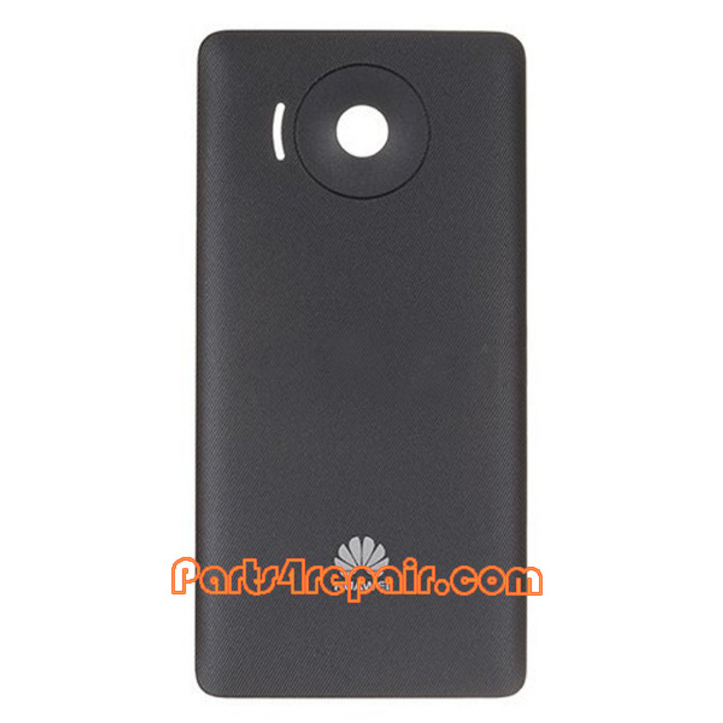 Back Cover for Huawei Ascend Y300 U8833 -Black from www.parts4repair.com