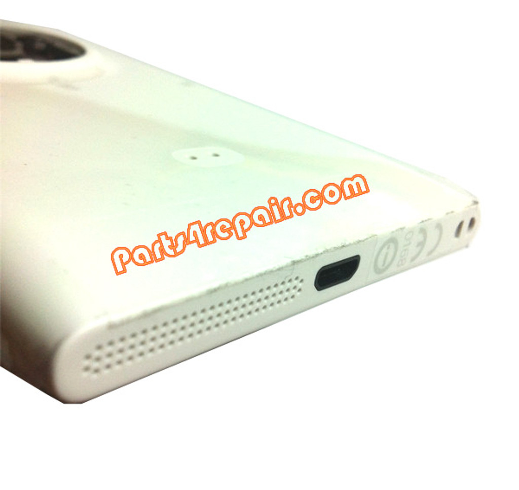 Back Housing Cover for Nokia Lumia 1020 -White