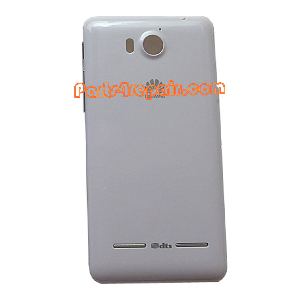 Back Cover for Huawei Ascend G600 U8950 -White from www.parts4repair.com