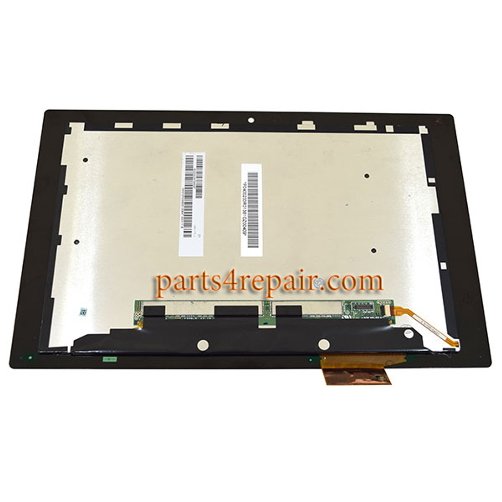 We can offer Complete Screen Assembly for Sony Xperia Tablet Z