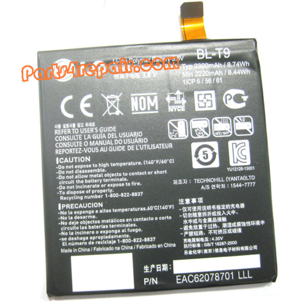 We can offer BL-T9 Battery for LG Nexus 5