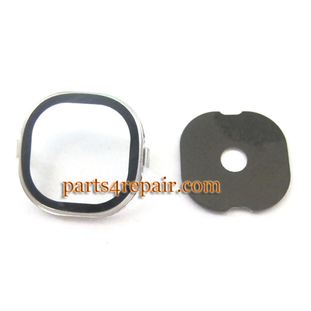 Camera Lens & Cover for Samsung Galaxy Mega 6.3 I9200 from www.parts4repair.com