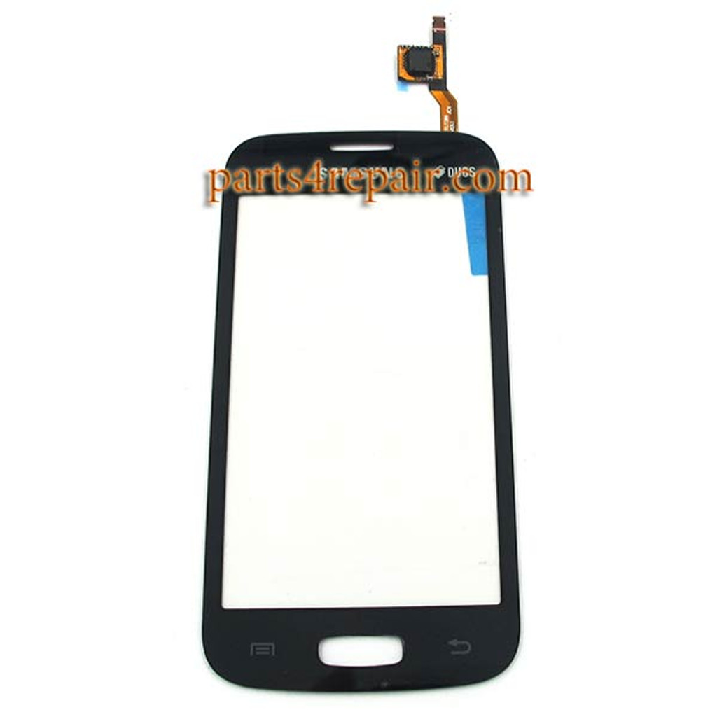 8fec536dc0e551 Touch Screen Digitizer for Samsung Galaxy Star Pro S7260   S7262 -Black  from www.
