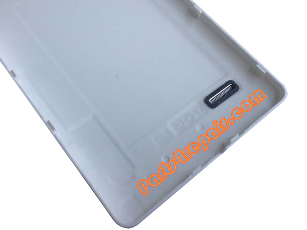 We can offer Back Cover for Huawei Ascend G700 -White