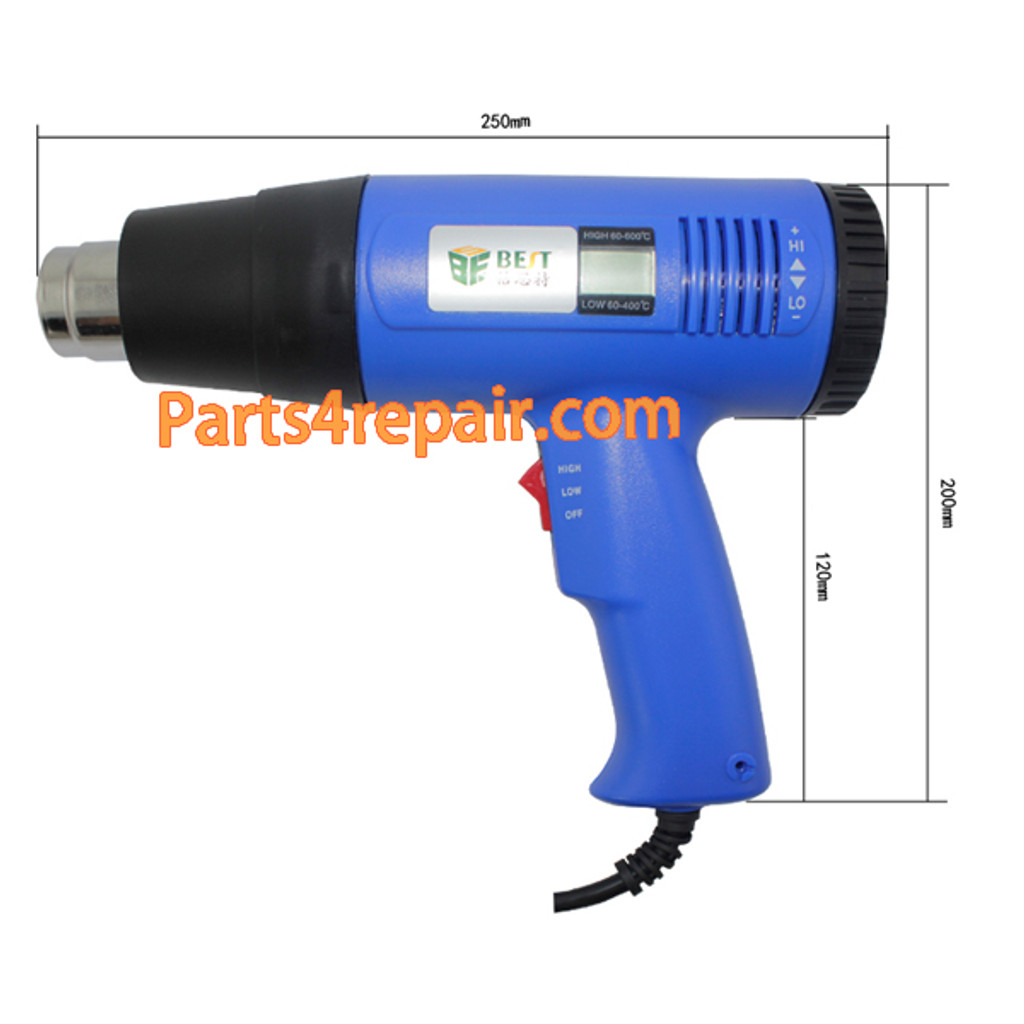 BST-8016 1600W Electronic Heating Gun