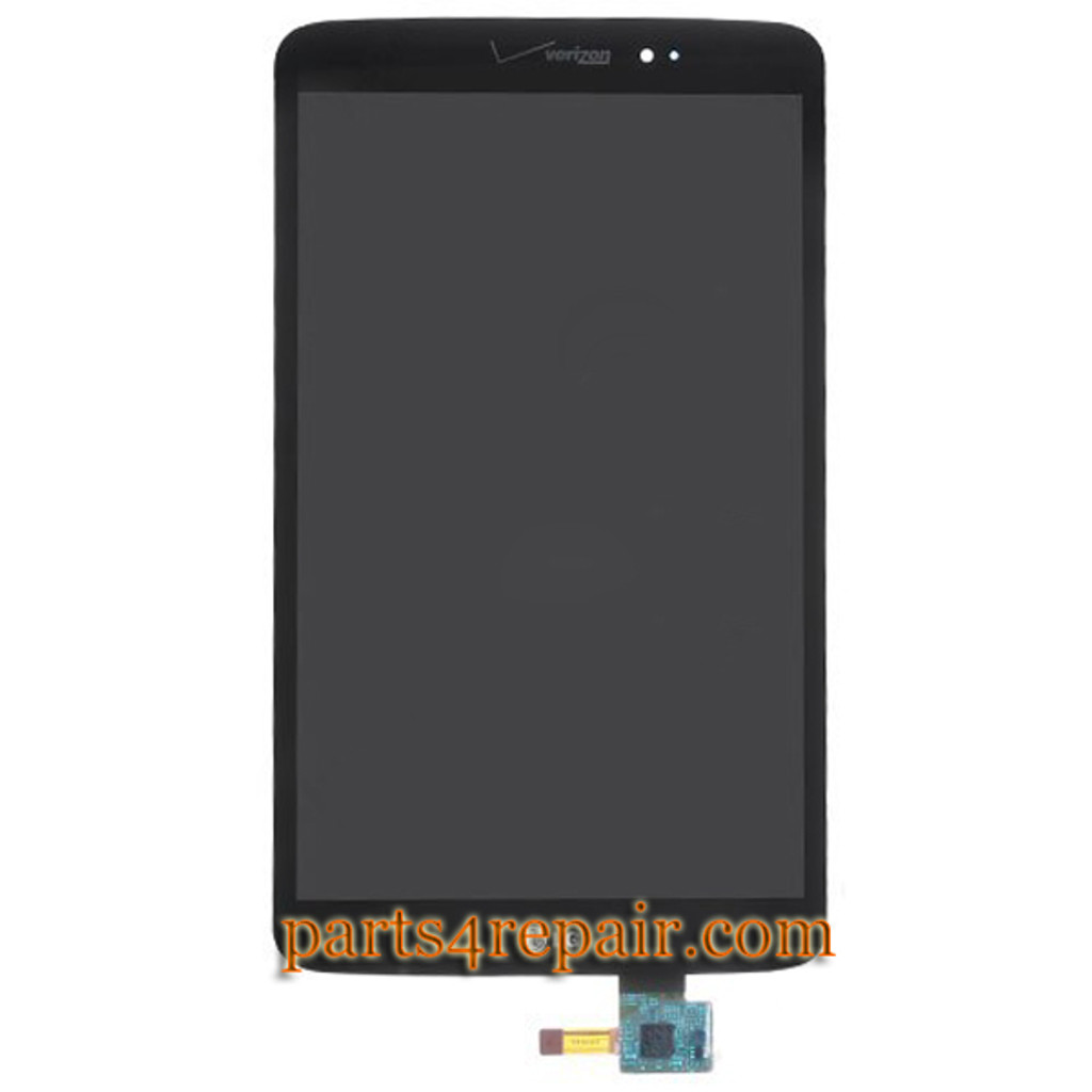 Complete Screen Assembly for LG G Pad 8 3 LTE -Black (for