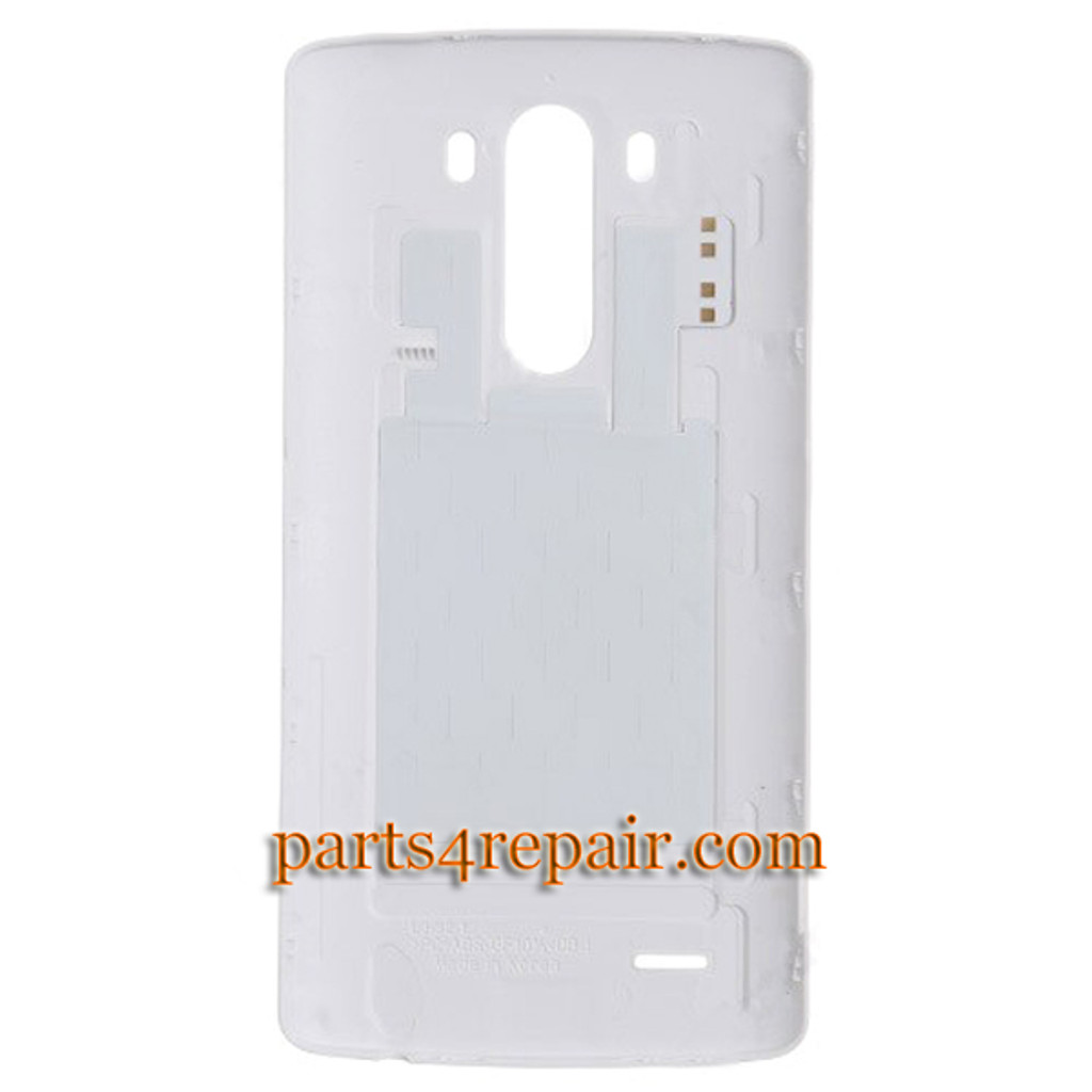 We can offer Back Cover for LG G3 D850 (for AT&T) -White