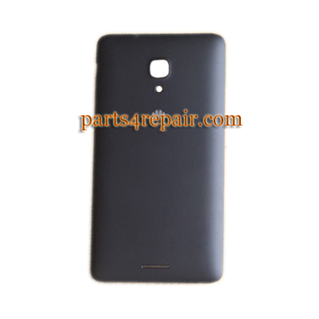 Back Cover for Huawei Ascend Mate 2 MT2 -Black from www.parts4repair.com